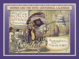 Women and The Vote: Centennial Calendar 9
