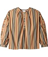 Burberry Kids - Lola Icon Top (Little Kids/Big Kids)