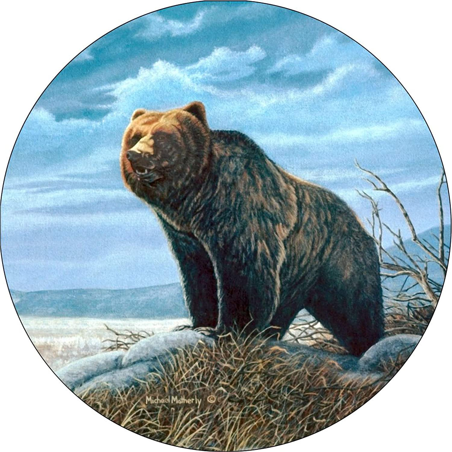 TIRE COVER CENTRAL Grizzly Bear Spare Ranking TOP18 Cover Virginia Beach Mall Select tire Si Tire
