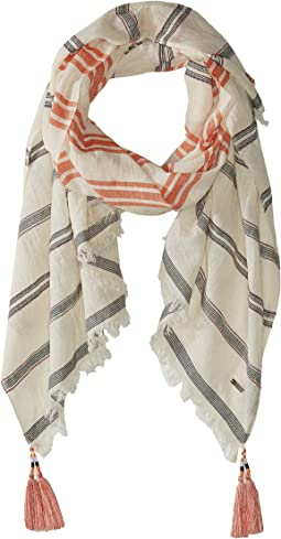 Hampton Stripe Yarn-Dye Scarf