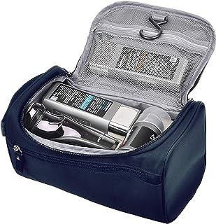 Bolsa de artículos de tocador de viaje,CoWalkers kit Dopp impermeable colgante para accesorios de maquillaje para afeitar,...