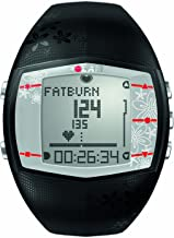 Polar FT40 Women`s Heart Rate Monitor Watch (Black)