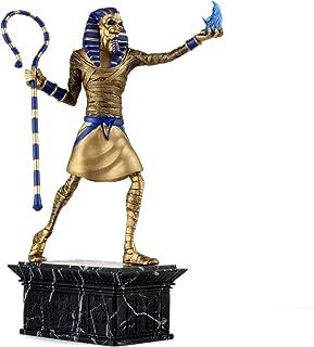 eddie iron maiden statue