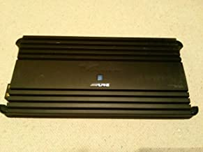 Alpine MRP-M2000 Mono Power Class D Amplifier