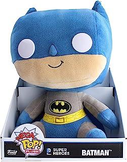 Funko Mega Pop Plush DC Comics Super Heroes Batman Staffed Mini Action Figure - 8625