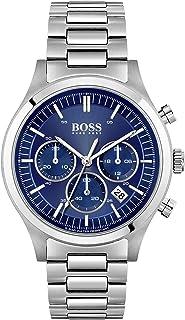 HUGO BOSS METRONOME MEN's BLUE DIAL WATCH - 1513801