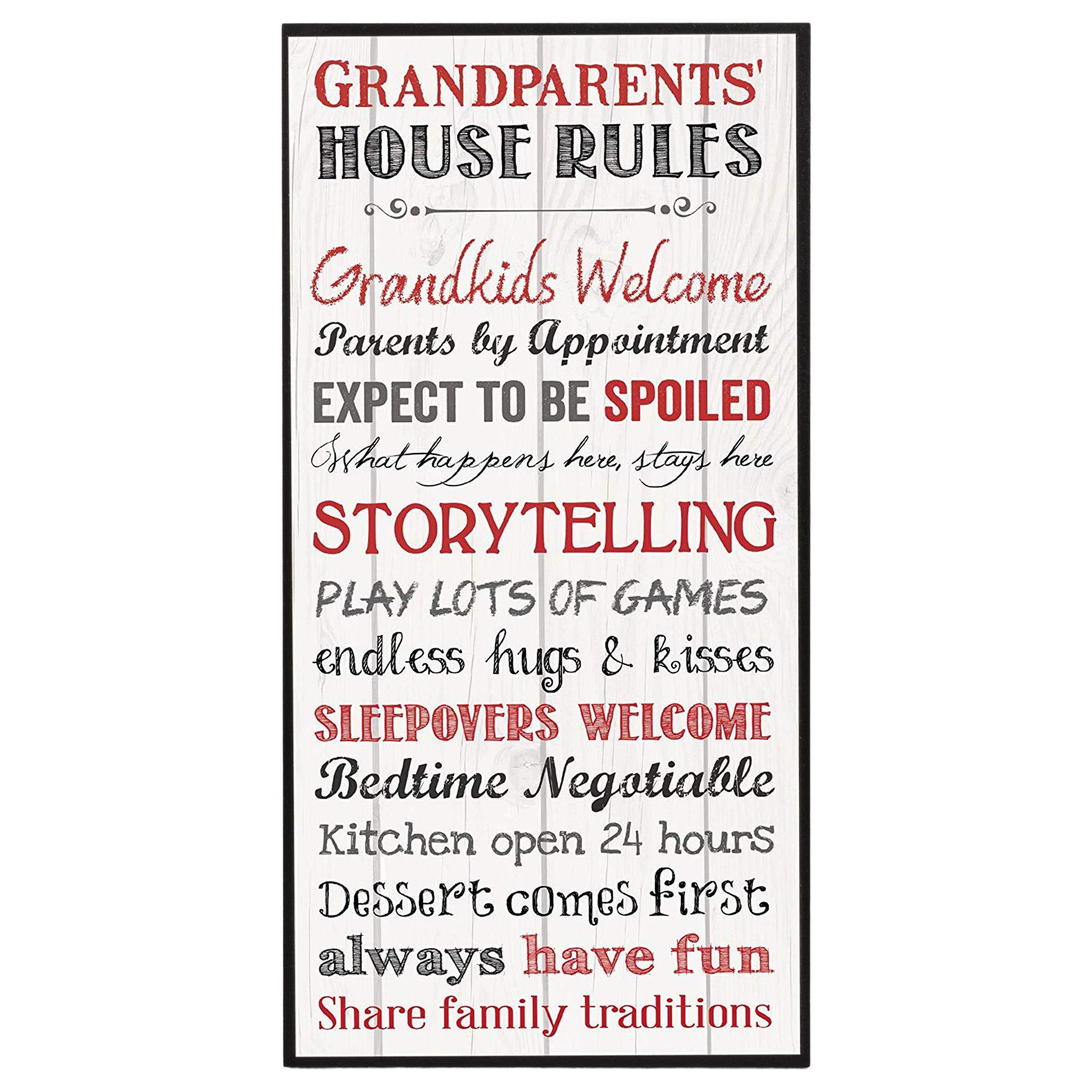 P GRAHAM DUNN Grandparents Decorative