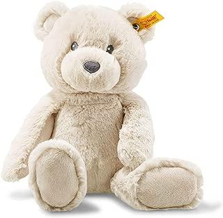 Steiff Soft Cuddly Friends Bearzy Teddy Bear, Beige, 11 inches