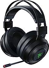 Razer Nari Ultimate: THX Spatial Audio - تکنولوژی HyperSense - 2.4GHz Wireless Audio - کولرهای خنک کننده ژل - هدست بازی با کامپیوتر، PS4، Xbox One، Switch و دستگاه های موبایل کار می کند