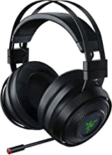 Razer Nari Ultimate Wireless 7.1 Surround Sound Gaming Headset: THX Audio & Haptic..