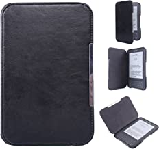 Kindle Keyboard PU Leather Case Cover Book Style for Amazon Kindle 3rd Generation (2010) with Keyboard & 6