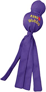 KONG - Wubba™ - Dog Tug of War and Fetch Toy - for Large Dogs (Assorted Colours)