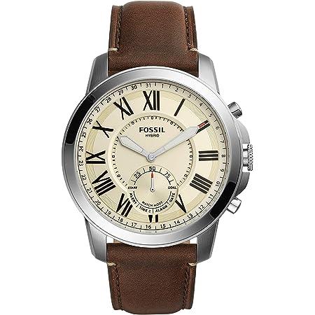 [フォッシル] 腕時計 Q GRANT ハイブリッドスマートウォッチ FTW1118 正規輸入品