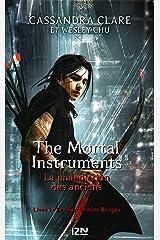 The Mortal Instruments - La malédiction des anciens - tome 1 : Les parchemins rouges Format Kindle