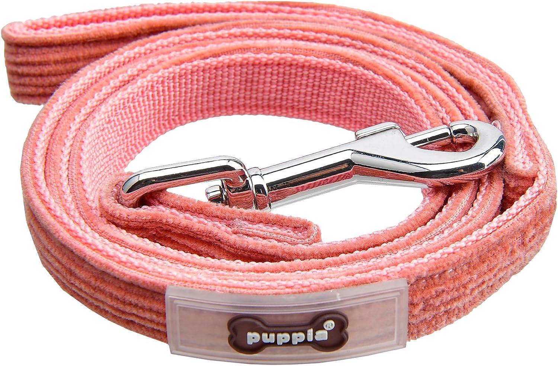 Puppia Classy Lead, Large, Peach