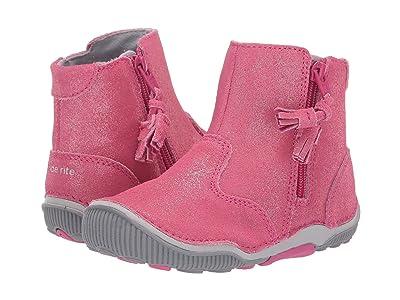 Stride Rite SRT Zoe (Toddler) (Pink) Girls Shoes