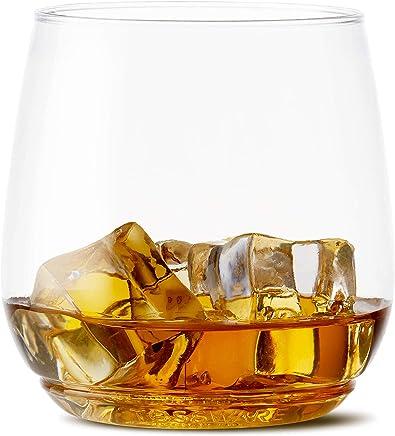 707dea2017 Amazon.com  Plastic - Old Fashioned Glasses   Cocktail Drinkware ...