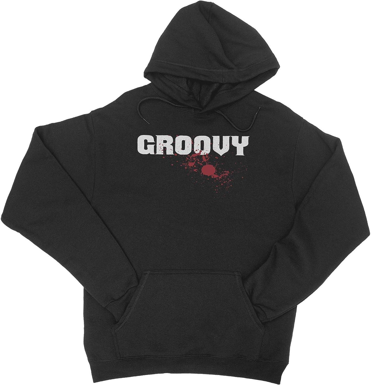 Industry No. 1 HARD Fresno Mall EDGE DESIGN Groovy Sweatshirt Unisex