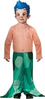 Rubies Bubble Guppies Gil Costume, Toddler Size