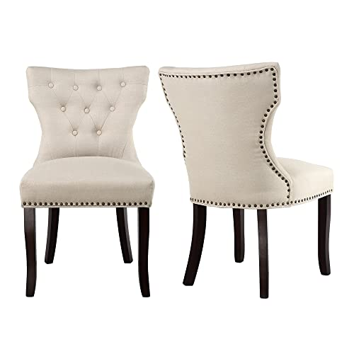 Sensational Beige Accent Chair Sets Under 200 Amazon Com Ocoug Best Dining Table And Chair Ideas Images Ocougorg
