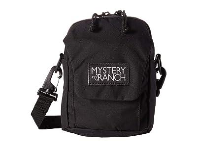 Mystery Ranch Big Bop (Black) Cross Body Handbags