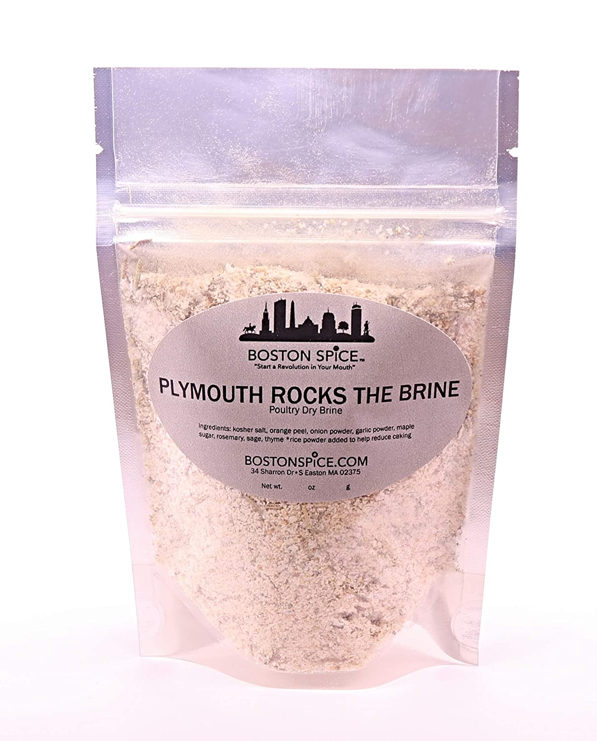 Boston Spice Plymouth Rocks The Brine Needed Dry Handma No Water Mail order Bombing new work