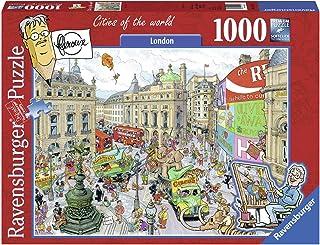 Ravensburger London Puzzle 1000pc,Adult Puzzles