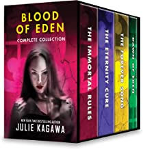 Julie Kagawa Blood of Eden Complete Collection: An Anthology