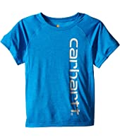 Carhartt Kids - Force Pieced Raglan Tee (Toddler/Little Kids)