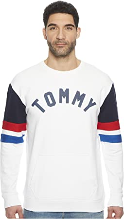 Tommy Jeans - Color Block Sweatshirt