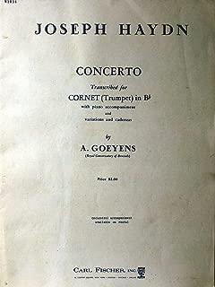 Best haydn trumpet concerto b flat Reviews
