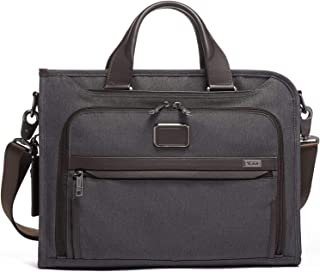 alpha slim deluxe briefcase