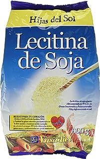 LECITINA SOJA GRANULADA GMO BOLSA 600 gr