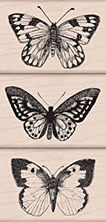 Best butterfly rubber stamp Reviews