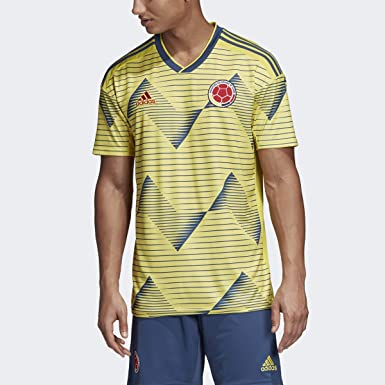 adidas Colombia Home Jersey Men's Soccer 2019