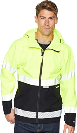Work Site High-Visibility Waterproof Jacket