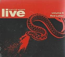 Mars Hill Worship Live Red Letter Volume 6 Digipack