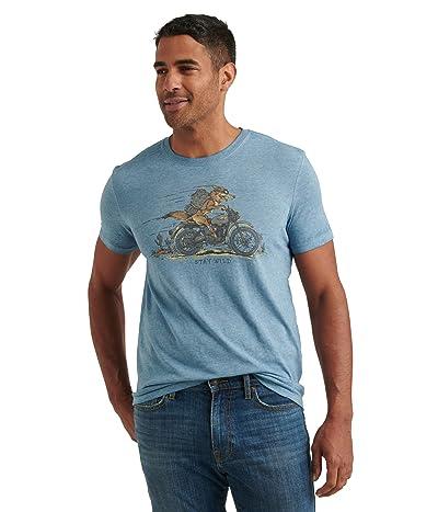 Lucky Brand Coyote Rider T-Shirt Men
