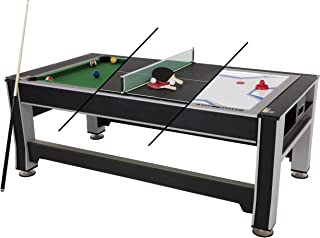 Triumph 3-in-1 Swivel Multigame Table