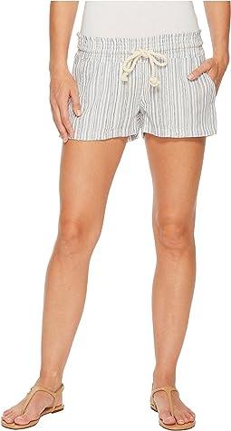 Roxy - Oceanside Yarn-Dyed Shorts