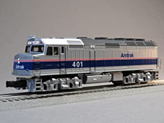 MTH RAIL KING AMTRAK F40PH DIESEL ENGINE #401 w/PROTO 3 o gauge