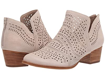 Earth Wyoming Wonder (Cream Premium Cow Suede) Women