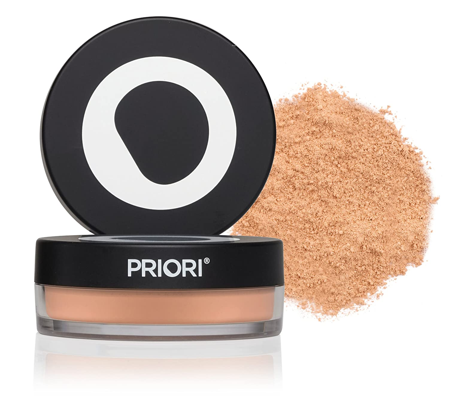 Spring new work one after another Priori Free shipping / New Skincare All-Natural Mineral Sunsc SPF Powder 25