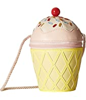 Stella McCartney Kids - Cady Ice Cream Cone Bag