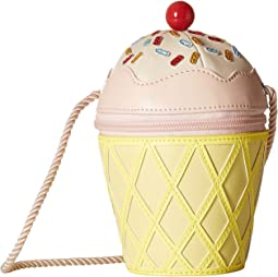 Stella McCartney Kids Cady Ice Cream Cone Bag