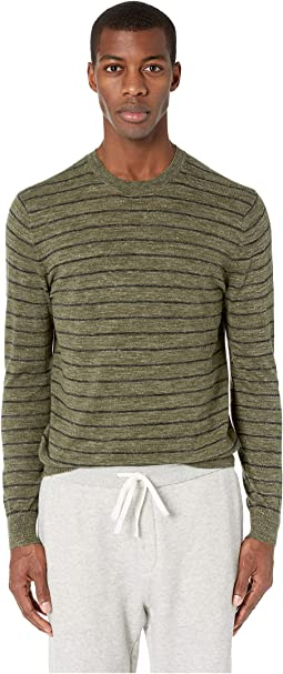 Striped Crew Long Sleeve