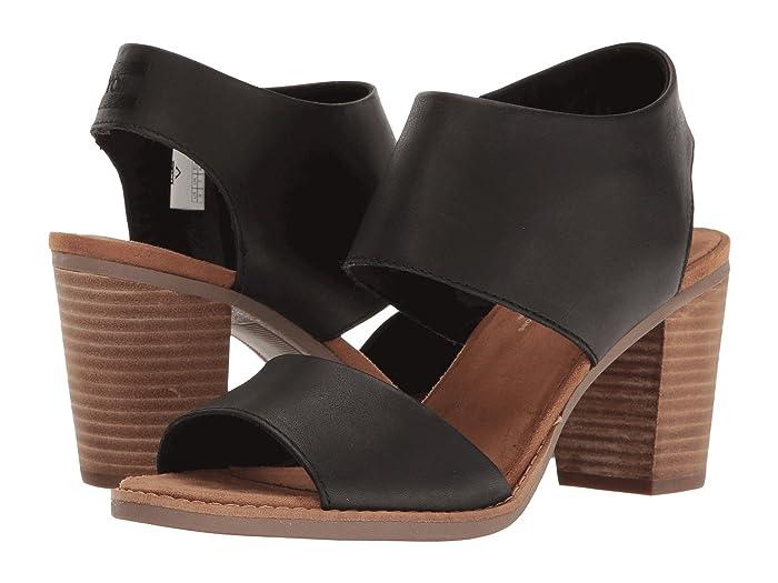 Toms Majorca Cutout Sandal Zappos Com