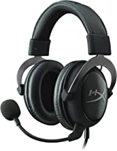 HyperX Cloud II Gaming Headset - 7.1 Surround Sound - Memory Foam Ear Pads - Durable Aluminum Frame - Works with PC, PS4, ...