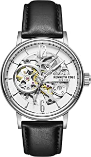 KENNETH COLE Ladies Wrist Watch Leather Automatic Watch - KC51120003