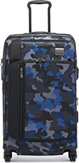 TUMI - Merge Short Trip Expandable Packing Case Medium Suitcase - Rolling Luggage for Men and Women - Camo
